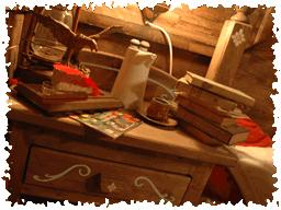 Tavolino di Babbo Natale